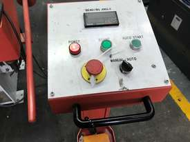 JUST IN - METALMASTER 2500mm x 2mm Hydraulic Panbrake - picture9' - Click to enlarge