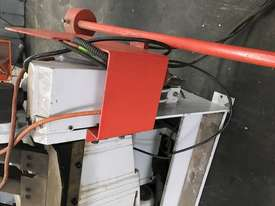 JUST IN - METALMASTER 2500mm x 2mm Hydraulic Panbrake - picture11' - Click to enlarge
