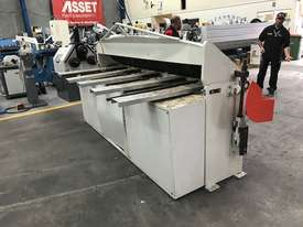 JUST IN - METALMASTER 2500mm x 2mm Hydraulic Panbrake - picture14' - Click to enlarge