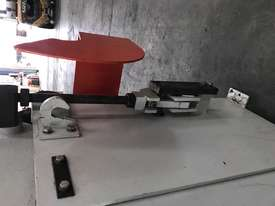 JUST IN - METALMASTER 2500mm x 2mm Hydraulic Panbrake - picture16' - Click to enlarge