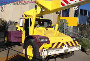20 TONNE TEREX FRANNA AT20 2008