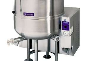 Cleveland KGL-40 Gas heated self contained stationary kettle