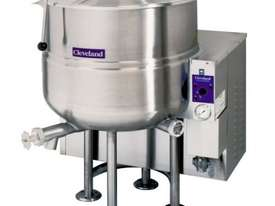 Cleveland KGL-40 Gas heated self contained stationary kettle - picture1' - Click to enlarge