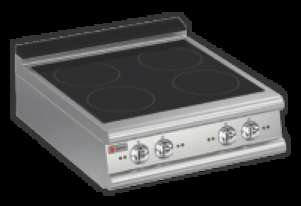 Baron 90PC/IND800 Four Burner Bench Model Induction Cook Top