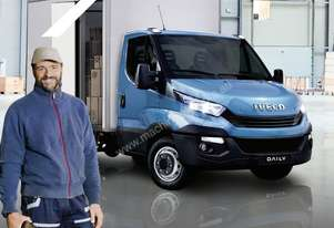 Iveco   Daily 70C Cab Chassis