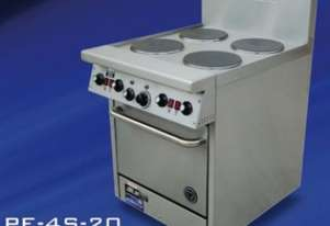 Goldstein Electric H S Convection Range Oven With Radiant plates