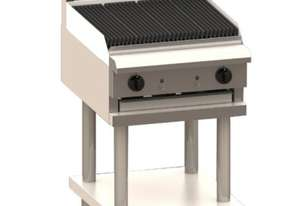 Luus CS-6C 600mm Chargrill & Shelf Professional Series