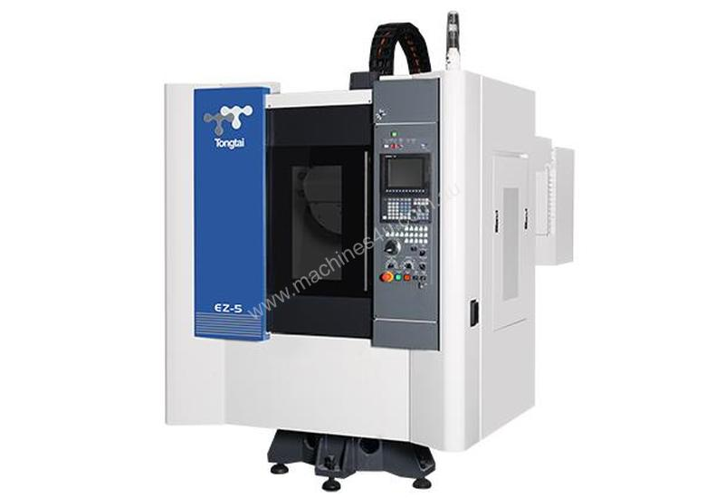 New Tongtai Mini Mill  with  High speed tool changer
