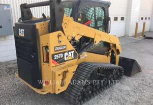 CATERPILLAR 257D Multi Terrain Loaders