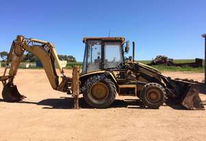 Caterpillar 428C Backhoe Loader