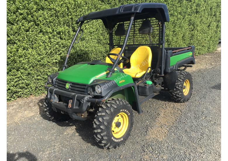 used 2012 john deere xuv855d atv utv side by side in. Black Bedroom Furniture Sets. Home Design Ideas