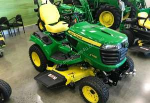 John Deere X758 Standard Ride On Lawn Equipment