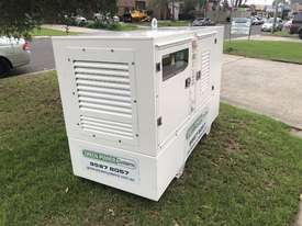 34kW/42 kVA� OIL COOLED DIESEL GENERATOR - ITALY Build GERMAN Engine - picture0' - Click to enlarge