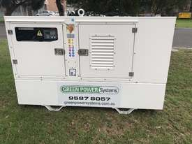 34kW/42 kVA� OIL COOLED DIESEL GENERATOR - ITALY Build GERMAN Engine - picture2' - Click to enlarge
