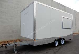 Workmate    Catering Trailer