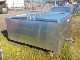 STAINLESS STEEL TANK, MILK VAT 1550 LT - picture0' - Click to enlarge