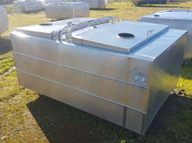 STAINLESS STEEL TANK, MILK VAT 1550 LT - picture2' - Click to enlarge
