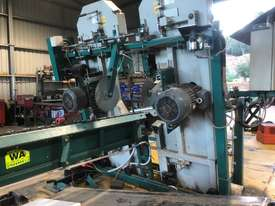 Wood mizer SLP double bandsaw - picture1' - Click to enlarge