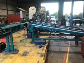 Wood mizer SLP double bandsaw - picture2' - Click to enlarge