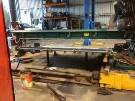 Wood mizer SLP double bandsaw - picture3' - Click to enlarge