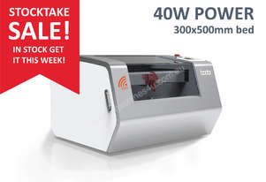 SALE- DESKTOP MINI LASER - IN STOCK