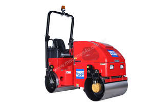 DVR16 Ride-On Roller - Dual Vibratory SPECIAL END OF YEAR SALE
