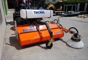 Tuchel Plus 590 Road Sweeper for Wheeled Loaders & Skid Steer Loaders