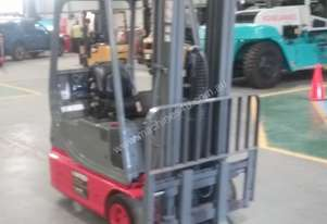 Linde 1.4T Used Electric Forklift E14