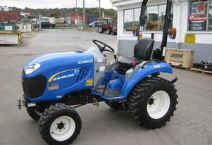 New Holland Boomer 25 FWA/4WD Tractor