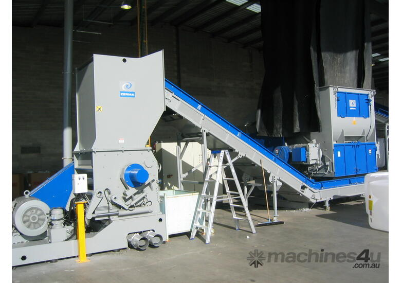Washing/Recycling & Sorting Plants for PET HDPE & Other Bottles