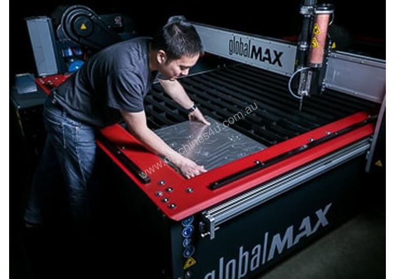 New 2019 omax GlobalMAX Waterjet Systems in BURWOOD, VIC