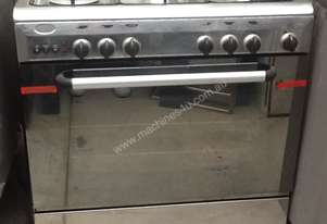 Emilia commercial upright cooker