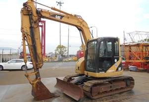 USED CAT 8 Tonne Excavator with low hours in great condition