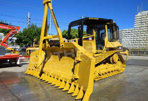 D5N XL Bulldozer Stick Rake & Tree Spear DOZCATM