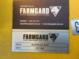 FarmGuard 820 Bulldozer Grader blade/Land Planes Tillage Equip - picture3' - Click to enlarge