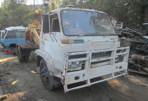 1980 Isuzu JCR - Wrecking - Stock ID 1550