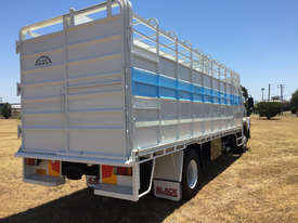Isuzu FVR 165-300 Stock/Cattle crate Truck - picture2' - Click to enlarge