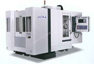 Acra Seiki Twin Pallet Vertical Machining Centres