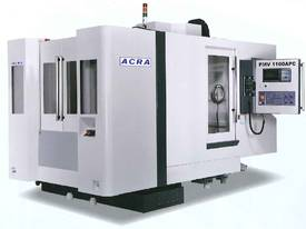 Acra Seiki Twin Pallet Vertical Machining Centres - picture0' - Click to enlarge