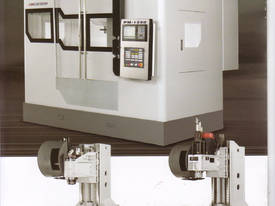 Acra Seiki Twin Pallet Vertical Machining Centres - picture4' - Click to enlarge