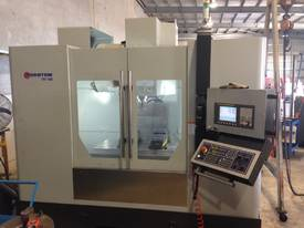 Acra Seiki Twin Pallet Vertical Machining Centres - picture9' - Click to enlarge