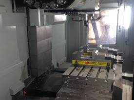 Acra Seiki Twin Pallet Vertical Machining Centres - picture13' - Click to enlarge