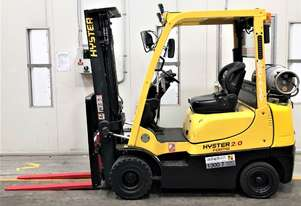 2.0T LPG Counterbalance Forklift