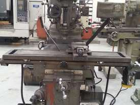 used king rich milling machine - picture0' - Click to enlarge