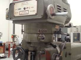 used king rich milling machine - picture1' - Click to enlarge