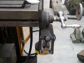 used king rich milling machine - picture4' - Click to enlarge