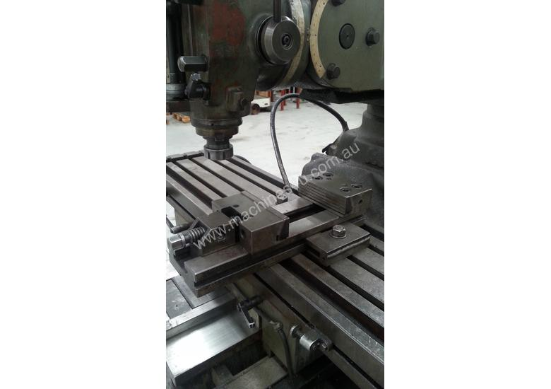 used king rich milling machine
