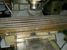 used king rich milling machine - picture2' - Click to enlarge