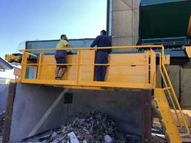 Thomas Recycling Trommel  - picture3' - Click to enlarge