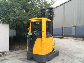 2.0T Battery Electric Sit Down Reach Truck - picture1' - Click to enlarge